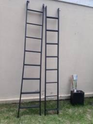 Escada de metalon