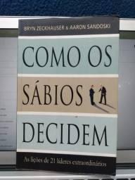 Livro - Como os Sábios Decidem