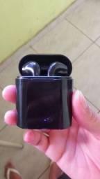 Fone de ouvido bluetooth i7s