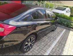 Honda civic lxr 2016/2016