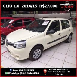 CLIO 1.0 2014/15