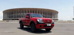 Ranger cabine simples XLS Sport 2.3 gasolina sempre de Brasília