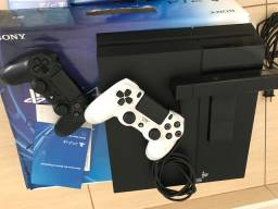 PS4 + 2 controle + Jogos + Kinect