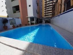 Apartamento de 04 quartos sendo 01 suíte e 01 reversível em Tambaú