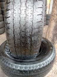 2 pneus 265/70/16 Bridgestone