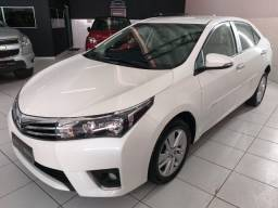 Toyota corolla GLI Aut + Couro