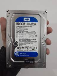 HD 500GB WD
