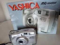 Câmera analógica Yashica mg-motor