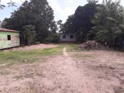 Vendo Casa em Rua asfaltada, com terreno amplo em Laranjal do Jari - AP (Rua Esplanada)