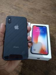 iPhone X Preto 64GB