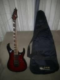 Vendo ou troco linda Guitarra Cort-X11