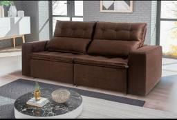 Sofá Retrátil e Reclinável Produto de qualidade