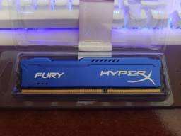 Memória Kingston HyperX Fury 4GB DDR3-1600
