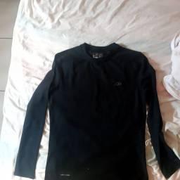 Camisa termica manga comprida