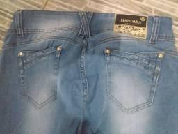 Vendo calça handara nova n 46