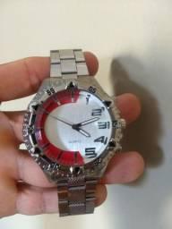 Relógio Prata Top