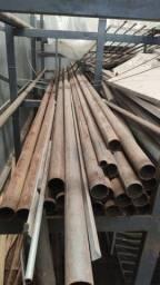 Tubo industrial redondo 2,5''x2mm