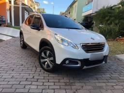 Peugeot 2008 Griffe 1.6 Flex Automático ano 2019 Unico Dono