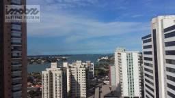 Apartamento com 1 dormitório à venda, 56 m² por R$ 360.000,00 - Enseada do Suá - Vitória/E