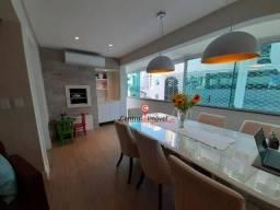 Apartamento com 2 dormitórios para alugar, 319 m² por R$ 3.500,00/mês - Pioneiros - Balneá