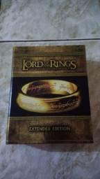 Box Blu Ray - O Senhor dos Anéis Versão Estendida