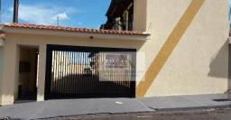 Sobrado com 2 dormitórios para alugar, 70 m² por R$ 800,00/mês - Vila Monte Alegre - Ribei