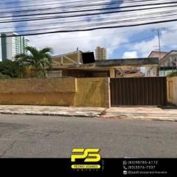 Casa com 3 dormitórios para alugar, 520 m² por R$ 8.000/mês - Bairro dos Estados - João Pe