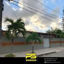 Casa com 4 dormitórios à venda, 240 m² por R$ 650.000 - Cristo Redentor - João Pessoa/PB