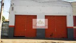 Salão para alugar, 141 m² por R$ 3.000/mês - Jardim Paulistano - Ribeirão Preto/SP
