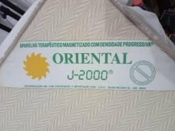 Colchao magnético queen Oriental J2000