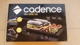 Grill Sanduicheira Cadence Sapore 1500 - 110V