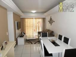 Apartamento com 3 dormitórios, 98 m² - venda por R$ 200.000,00 ou aluguel por R$ 540,00/mê