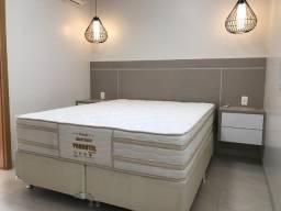Promoção cama box e colchão pro-hotel premium probel queen 198x158 por :2699,99