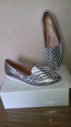 Sapatos número 40 novos sem uso R$40.00 cada ou os 3 por R$100.00 entrego em Itapetininga