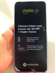 Moto g9 play novo, na caixa!