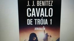 Livro Cavalo de Tróia J.J.Benitez