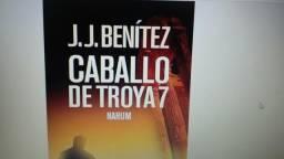 Livro Cavalo de Tróia J.J.Benitez Volume 7 em português