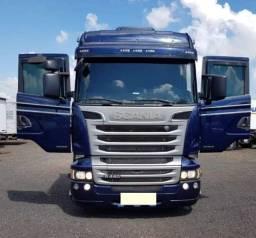Scania r440 6x2 2016