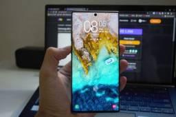Samsung Note 10 plus prata (Aceito Ofertas)