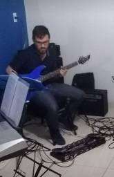 Aulas de Teclado, Violão,Guitarra e Canto.