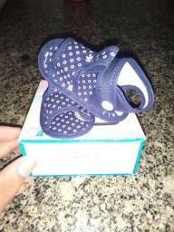 Sapatinho De Bebê Novo