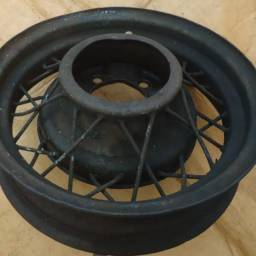Roda de Ford 35 raiada