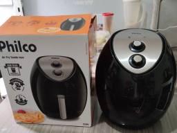 Fritadeira Philco INOX 3,2 litros NOVA com nota fiscal *CARUARU