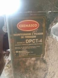 Triturador e picador Cremasco Nº4