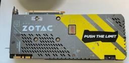 GTX 1070ti 8GB ZoTac Amp Extreme