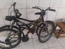Vendo duas bicicletas Caloi