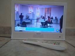 Tv portátil 14polegadas