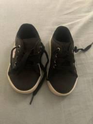 Sapato infantil número 21 br 30,00