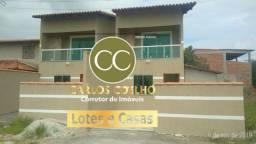 J*350 Lindo Duplex Localizado na Rua das Lontras em Unamar - Cabo Frio