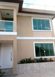 AL 3706B Casa em Camboinhas 3 suítes mezanino lazer completo
